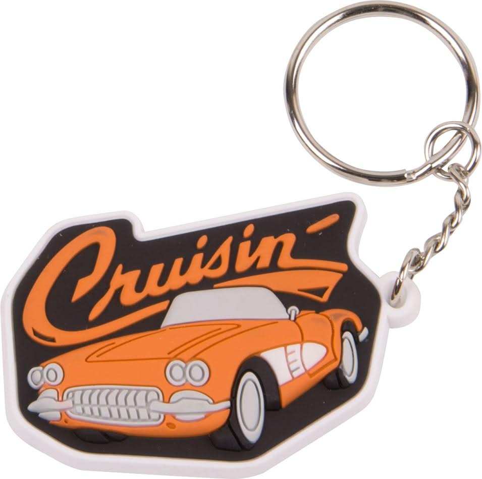 Cruisin' Key Tag
