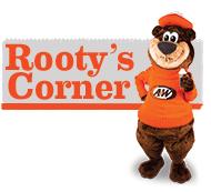 Rooty's Corner